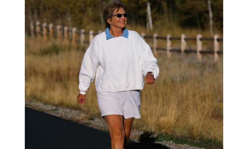 Got osteoarthritis? get moving