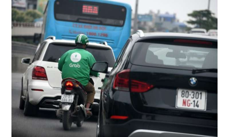 Grab, which is headquartered in Singapore, is a leading player in the ride-share industry in Asia, and earlier this year agreed