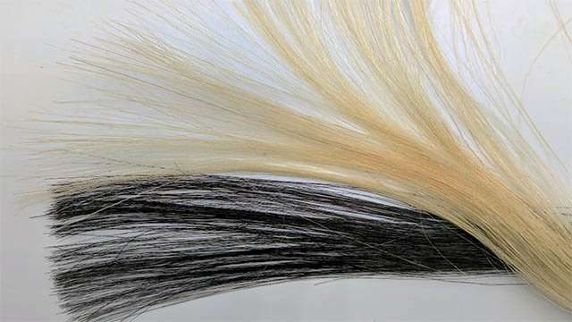 Graphene finds new application as non-toxic, anti-static hair dye