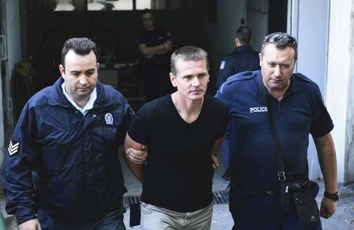 Greek court rules to extradite cybercrime suspect to France