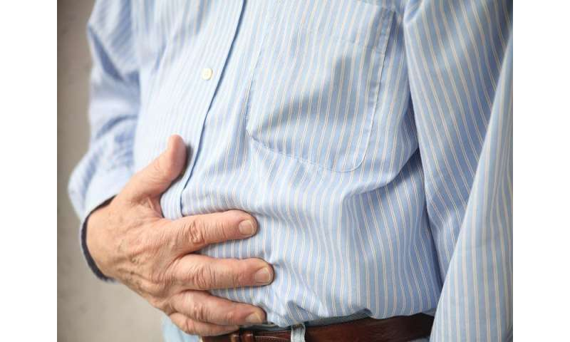 Half of gastric cancer patients diagnosed from ER visit