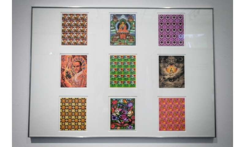 "Hannes Mangold, curator of the National Library exhibition on LSD turning 75, said that ""for the last 10-15 years, research"
