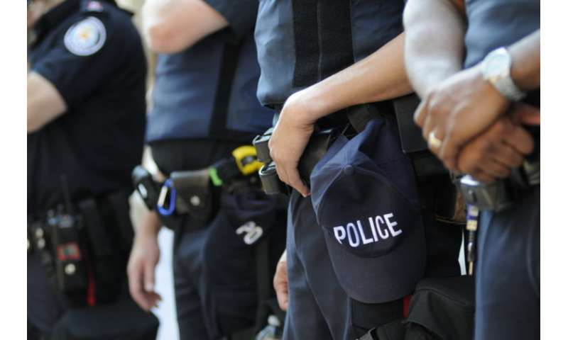 Higher income level linked to police use of force against black women