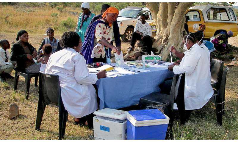 High rates of HIV and diabetes raise the risk of TB for South Africans