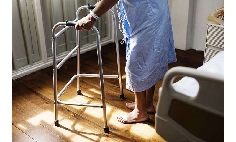 High risk of malnutrition in older people