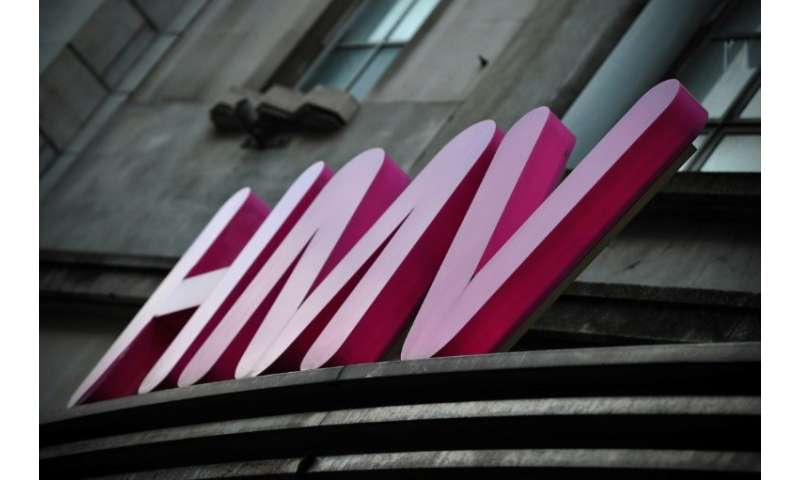 HMV can no longer compete against a streaming onslaught in music and film