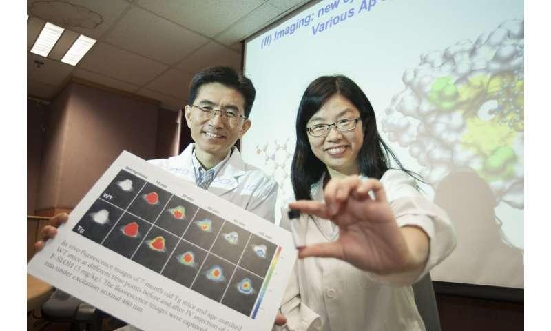 Hong Kong Baptist University scholars develop world-first array of compounds for det