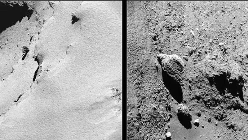 How comet dust reveals the history ofthesolar system