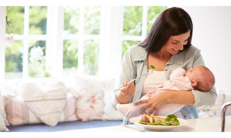 How nursing mothers can help protect their babies from food allergies