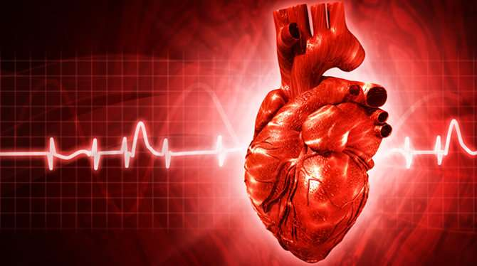 How quickly electrical currents move through the legs may help predict heart failure