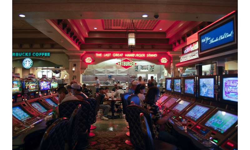 How slot machines work – and why you should think twice before playing them