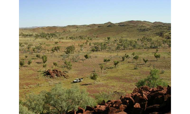 How the Pilbara was formed more than 3 billion years ago