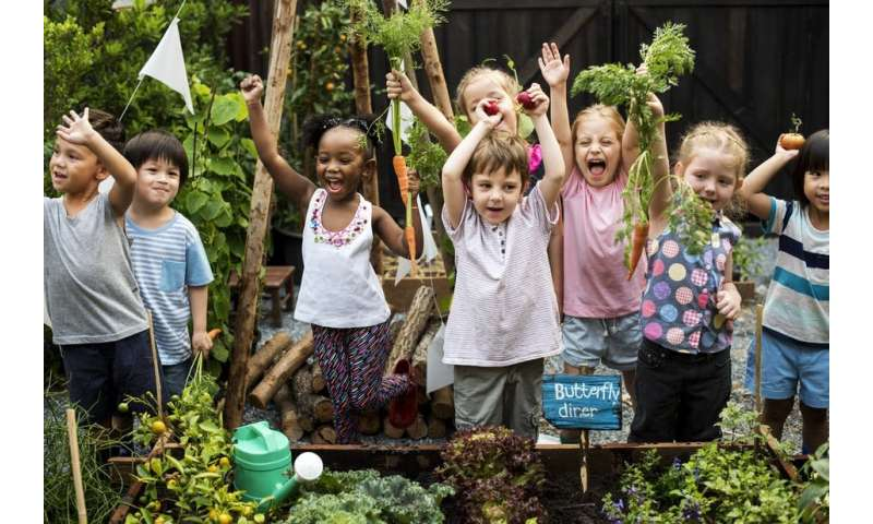 How to teach kids where food comes from – get them gardening
