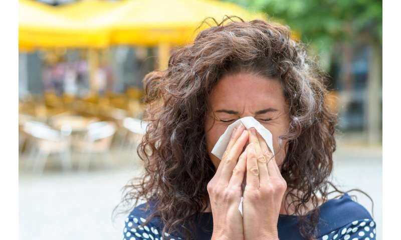 How to tell the difference between hay fever and the common cold