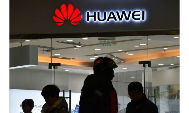 Huawei's status as a leading world supplier of the backbone equipment for telecoms systems—mostly in developing markets—gives Ch