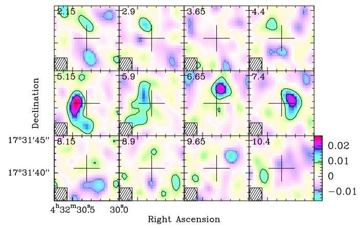 Hydrogen sulfide detected in the protoplanetary disk of GG Tauri A