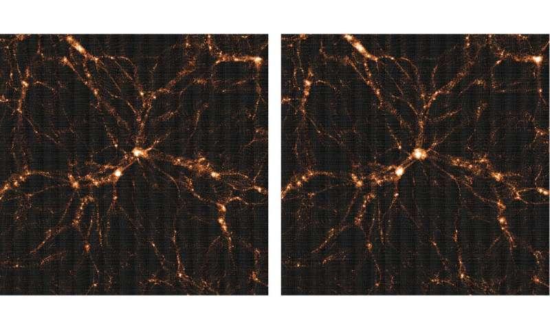 Hyper Suprime-Cam survey maps dark matter in the universe Hypersuprime