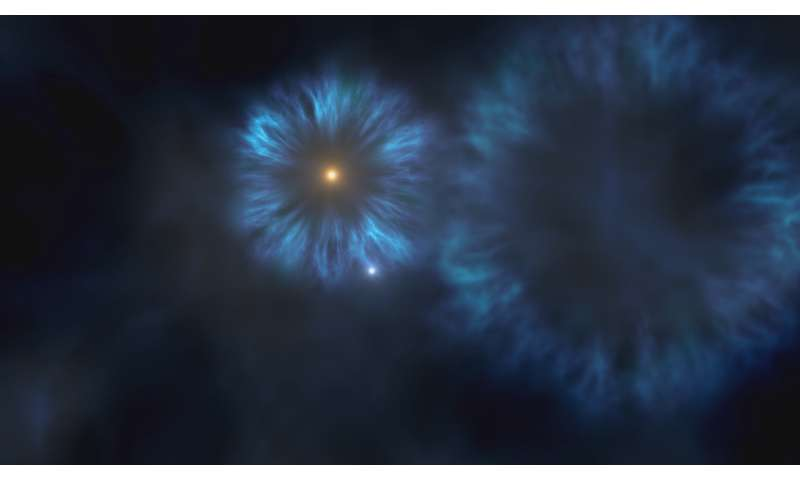 IAC astronomers find one of the first stars formed in the Milky Way