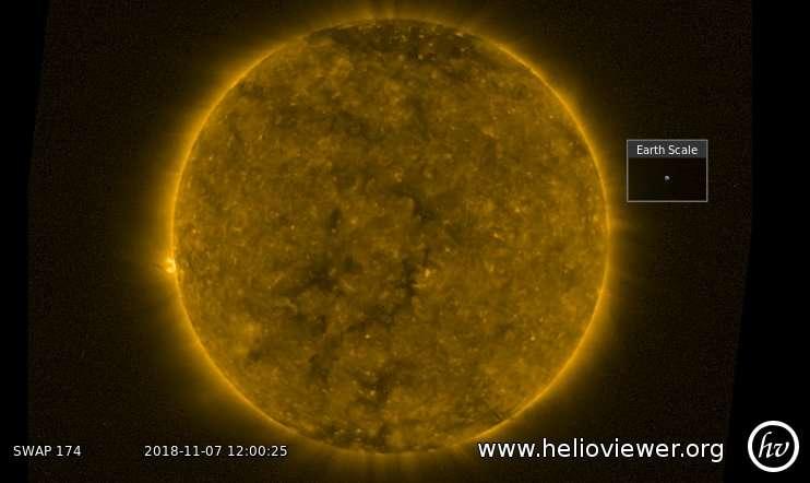 Image: Coronal holes