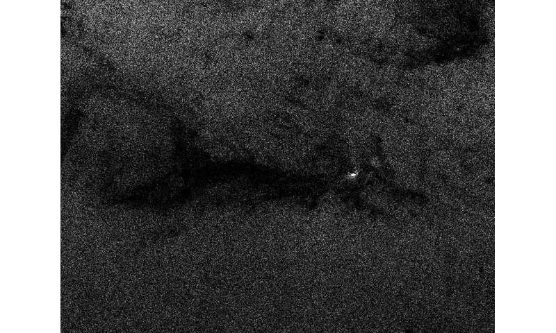 Image: The cat in Orion