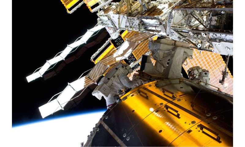 Image: The Columbus module