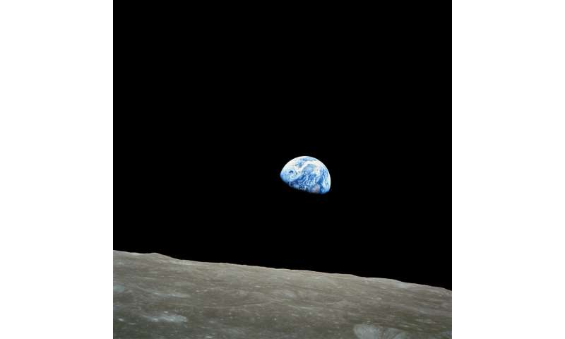 In 1968, Apollo 8 realised the 2,000-year-old dream of a Roman philosopher