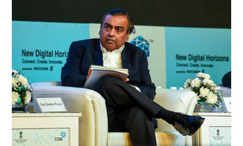 India's richest man, Mukesh Ambani, rolled out a new 4G network called Reliance Jio, offering bargain-basement data plans