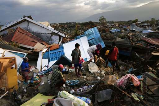 Indonesia expert warned of quake, gov't mapped risk areas