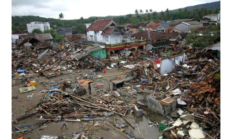 Indonesia is one of the most disaster-prone nations on Earth due to its position straddling the so-called Pacific Ring of Fire,