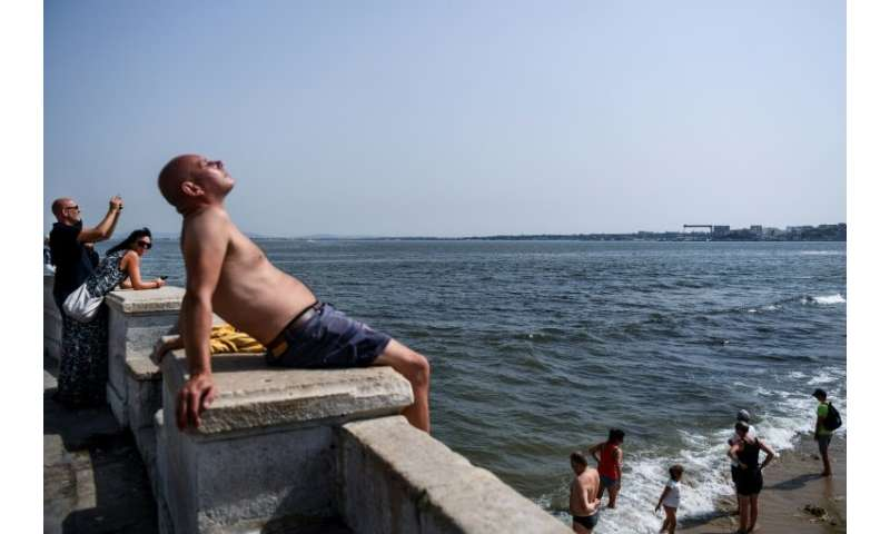 In Portugal, temperatures are close to all-time highs