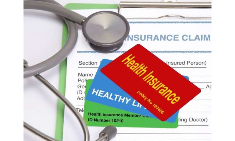 Insurance status tied to higher self-perceived poor/Fair health