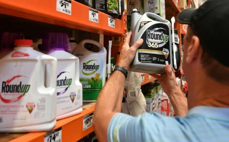 Investors have been nervously watching the group since the cancer ruling in the US over Monsanto's leading product Roundup, whic