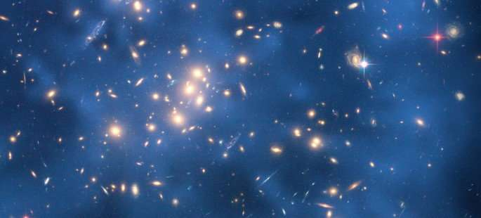Invisible dark matter