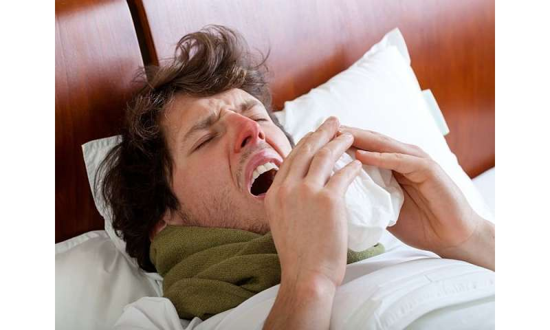 Is it a cold or flu? here's how to tell