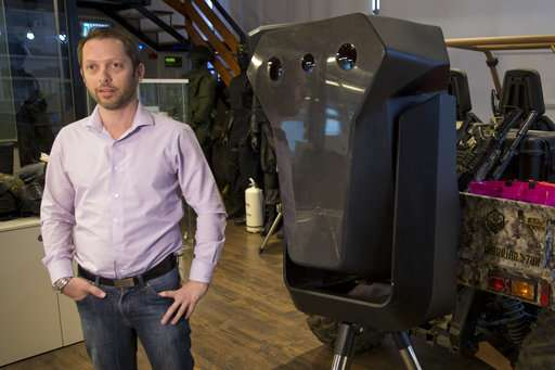 Israeli anti-drone company sees spike in interest