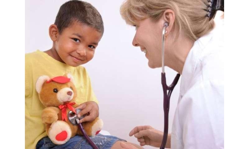 Is surgery riskier for black children?