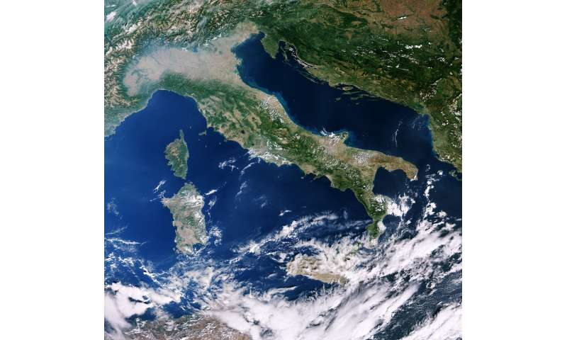 Italy and Mediterranean
