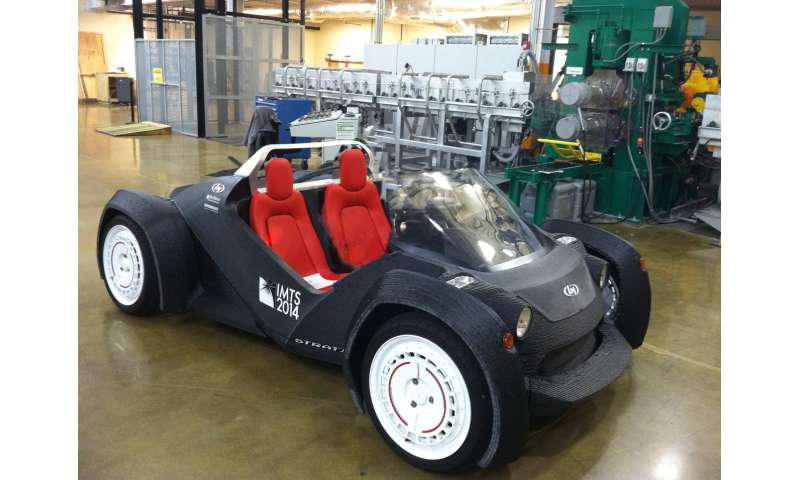 It's too soon to call 3-D printing a green technology
