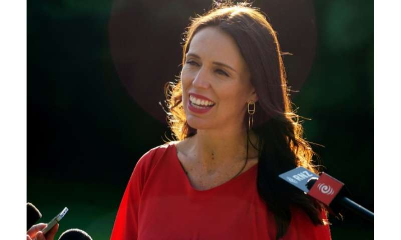 Jacinda Ardern said her recent visits to Samoa and Tonga underscored the need to address climate change