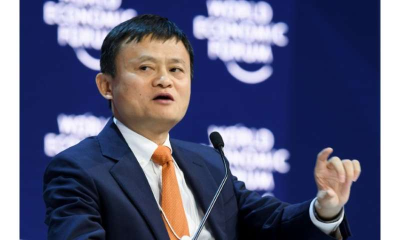 Jack Ma's e-commerce giant Alibaba in January launched a multimillion-dollar partnership until 2028 with the IOC designed to pro