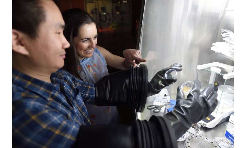 JHU performs first laboratory simulation of exoplanet atmospheric chemistry