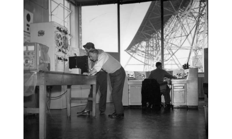 Jodrell Bank Observatory release 50 year-old audio archive of Soviet Zond 6 lunar mission
