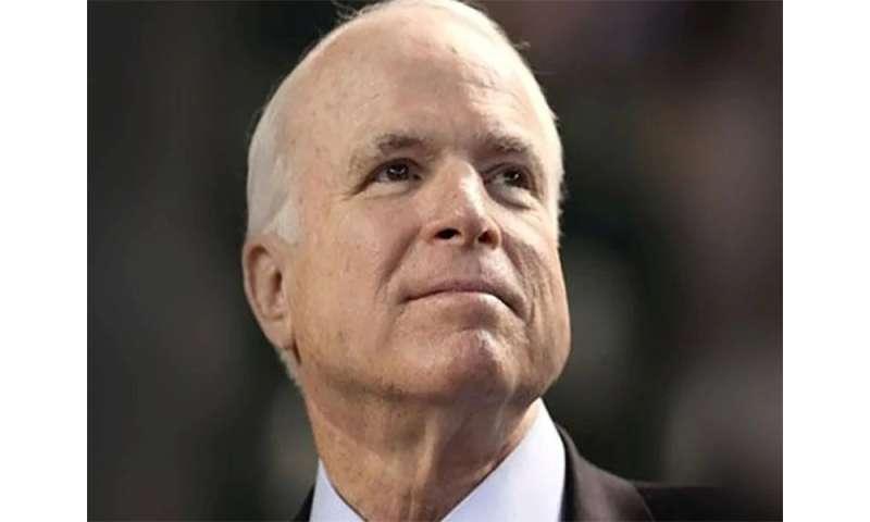 John McCain no longer receiving treatment for terminal brain tumor