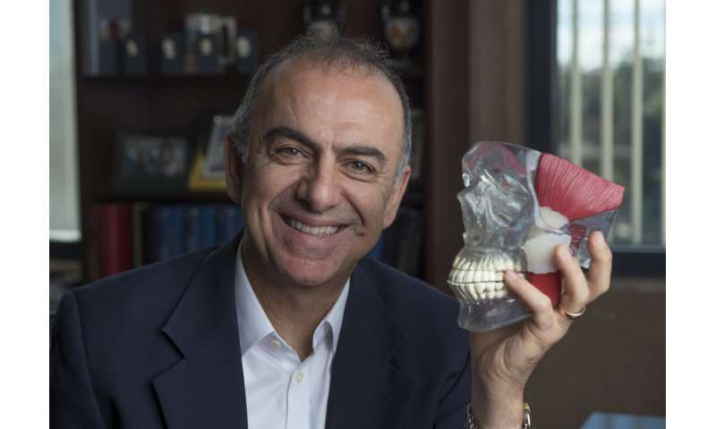 Joint venture: Breakthrough treatment for crippling jaw disease created by UCI, others