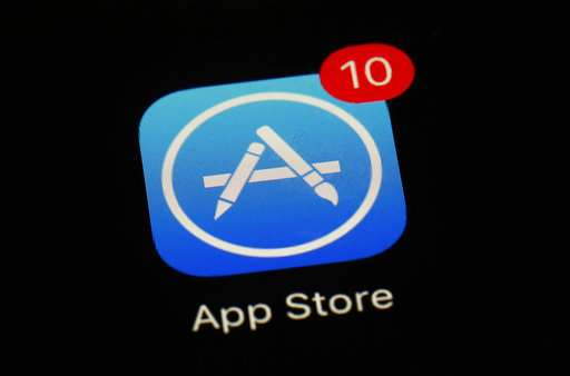 Justices skeptical of Apple in case about iPhone apps' sales