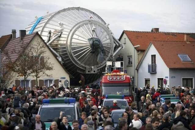 KATRIN experiment investigates neutrino mass