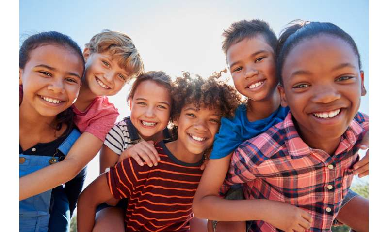 Key to lifelong good mental health – learn resilience in childhood