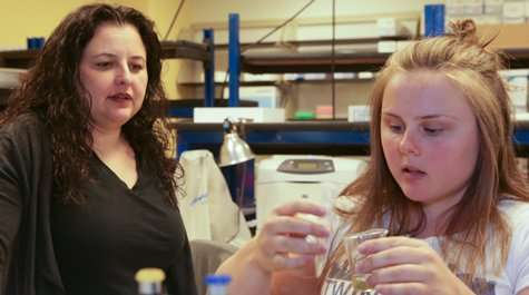 Lab studies the social interaction of yeast