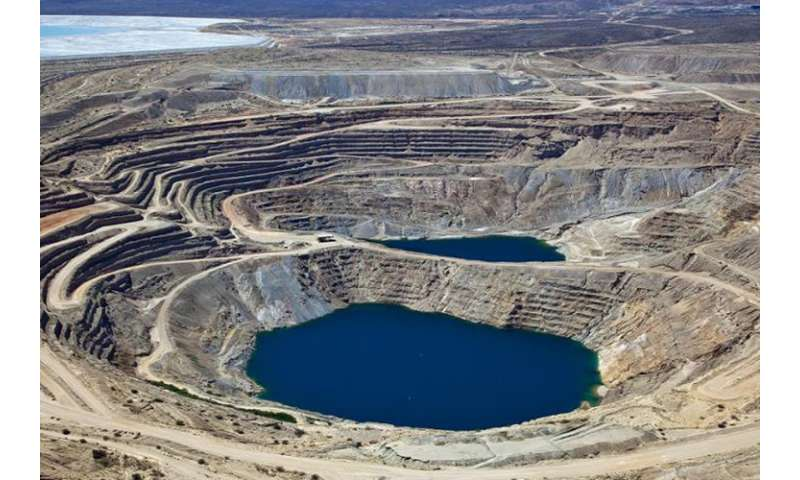 Land degradation pushing planet towards sixth mass extinction