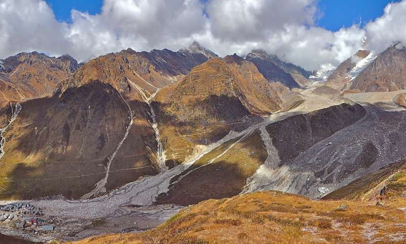 Landslides triggered by human activity on the rise